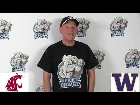 Washington vs Washington State 11/29/19 Free College Football Pick and Prediction Week 14 CFB Tips