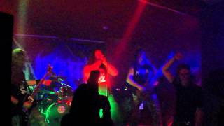 Neolith - Bloodline (Slayer Cover) - Live 2012.MP4