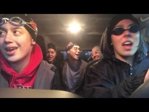 Carpool Karaoke: Winter Sports Edition