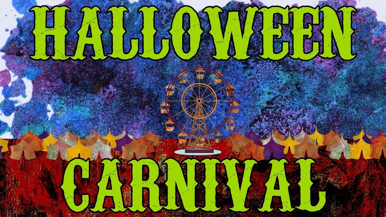 HALLOWEEN CARNIVAL : Lyric Video - YouTube