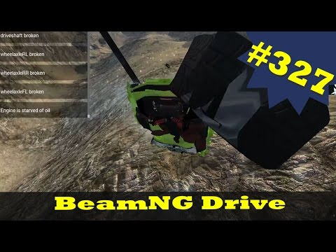 FLOATING YOUR ASSETS - (Pre-Update) BeamNG Drive Mod: Crash Mountain