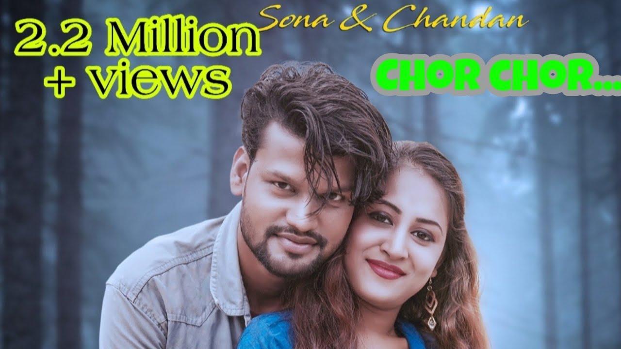 Chor Chor Sambalpuri Song Full Video HD || Umakant Barik & Asima Panda || Riyanshi Music