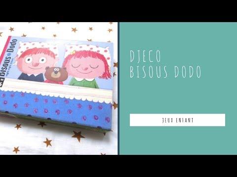 Bisous Dodo Carte Index.Bisous Dodo Djeco Youtube