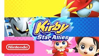 Kirby Star Allies: Wave 2 Update - Nintendo Switch