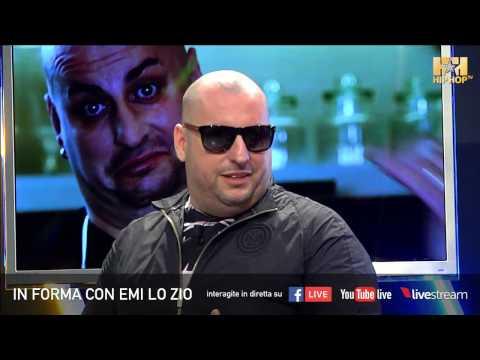 EMI LO ZIO E IL PRIMO LIVE DI HIP HOP TV 👊🏻📲💻