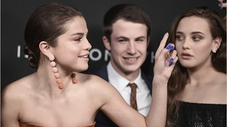"""Selena gomez executively produced the new television show, """"13 reasons why."""" in a recent interview, pop singer opened up about her experience producing t..."""
