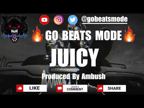 """Juicy"" – Hip Hop Beat Love Sad Emotional Rap Type Instrumental 
