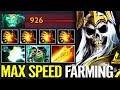 MIRACLE Wraith King 1st Item Hand of Midas 900+ GPM Max Farming Dota 2