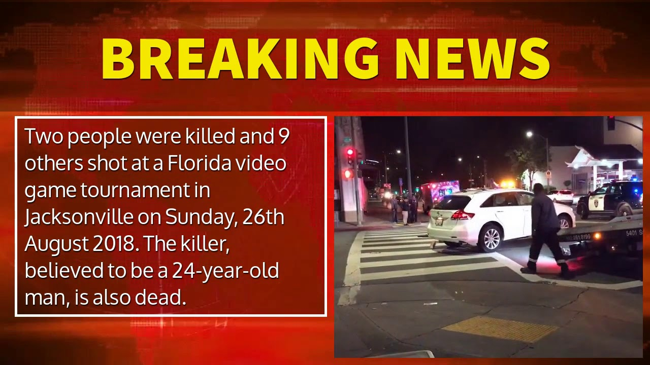 Breaking News Video Template | Breaking News Video Maker