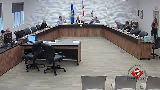 Town of Drumheller Regular Council Meeting July 8, 2019