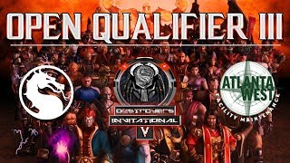 Destroyer's Invitational V (Open Qualifier 3)