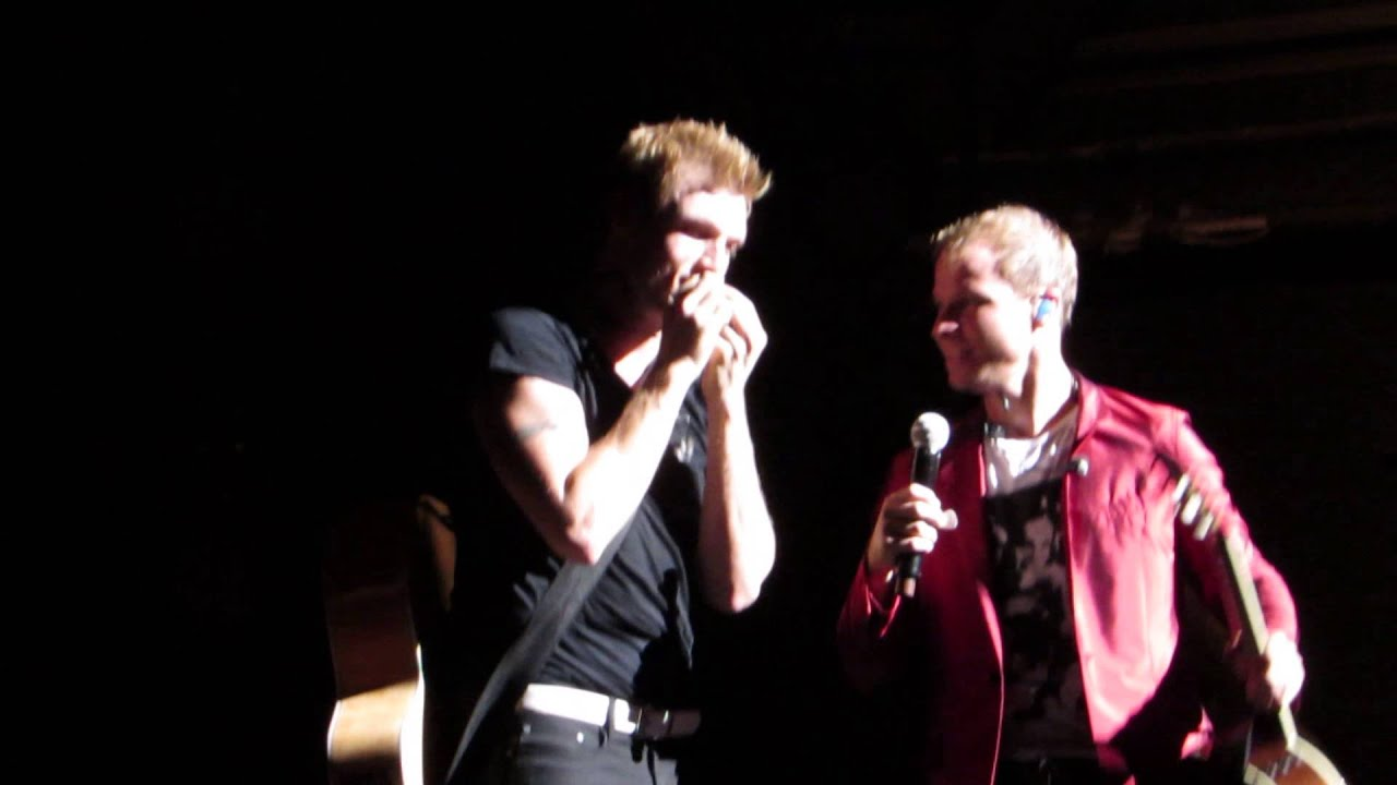 Backstreet Boys - Frick and Frack are back - Tampa 8/23/13 ...