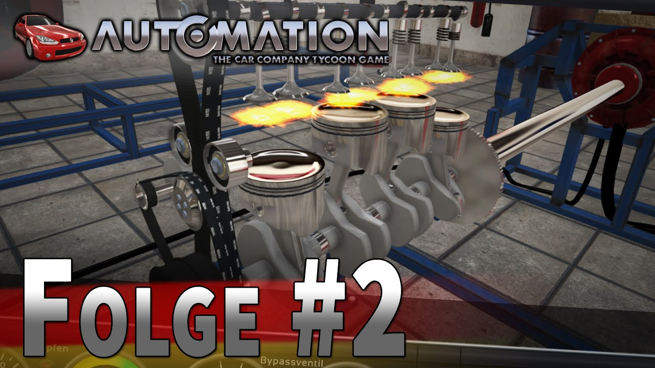 Folge #2 | Automation - The Car Company Tycoon Game [GER ...