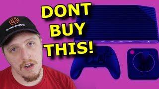 Do NOT Buy the New Atari Console! - VCS Rant