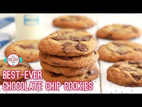 Gemma's Best Ever Chocolate Chip Cookies