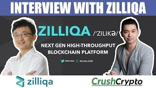 Interview with Zilliqa (October 2018)