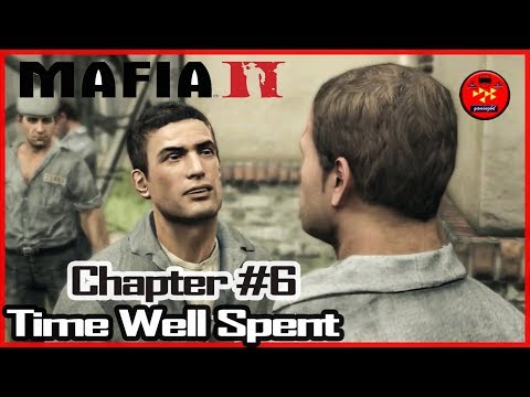 Mafia 2   Chapter #6   Time Well Spent
