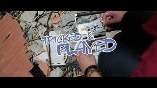 Nicola Papa, Kos VRS Feat. Fanis Bouhlariotis - Tricked & Played (Official Video)