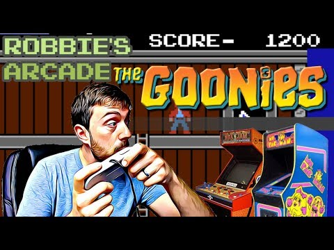 The Goonies Arcade Game A Forgotten Gem of the Nintendo VS System