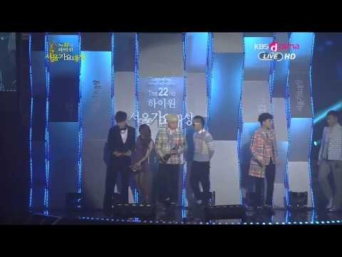 130131 Big Bang - Bonsang Winners @22nd Seoul Music Awards