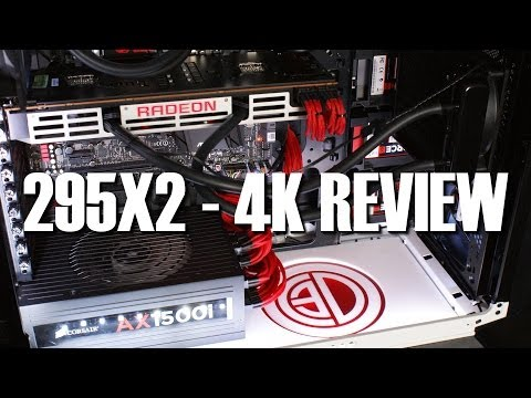 Powercolor R9 295X2 Graphics Card Review