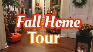 Fall Home Tour || Hosted by Devada Lane || Living Room || Foyer