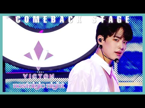 [Comeback Stage] VICTON   Nostalgic Night , 빅톤   그리운 밤 Show Music Core 20191109