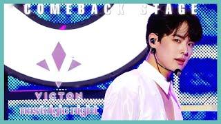 Comeback Stage VICTON nostalgic night , bigton geuriun bam Show Music core 20191109