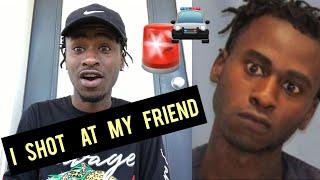 I shot at my friend ( No Cap 🧢) | StoryTime