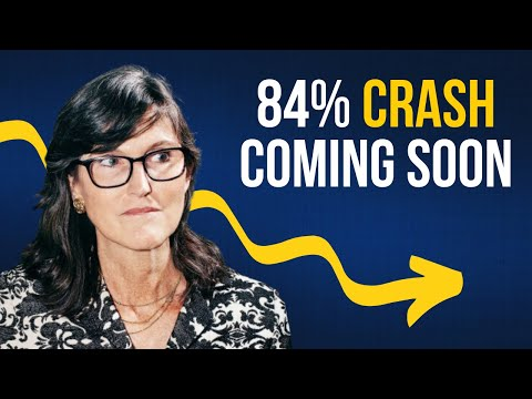 Cathie Wood: Everyone Is WRONG; A Deflationary Crash Is Coming (Not Inflation)