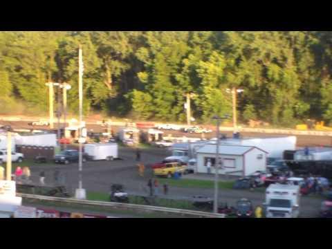 Hobby Stock Amain @ Hamilton County Speedway 06/24/17