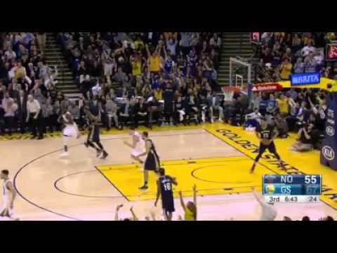 Andrew bogut for three ? VUP (CSNBA)