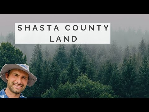 Cheapest 1 acre Land in Shasta County CA