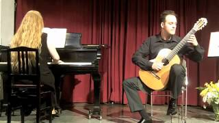 Rodrigo: Concierto de Aranjuez, Allegro Gentile - Tariq Harb, Guitar