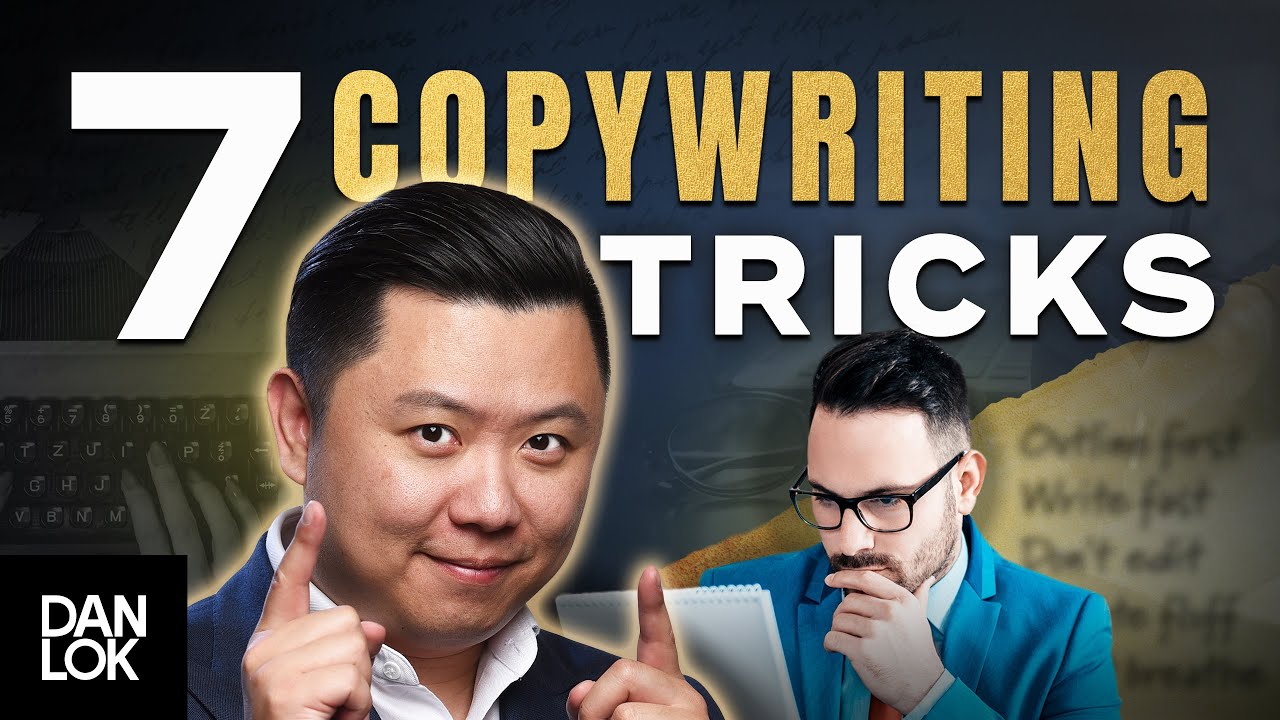 7 Easy Copywriting Tricks (Works Even If You Have No Experience)