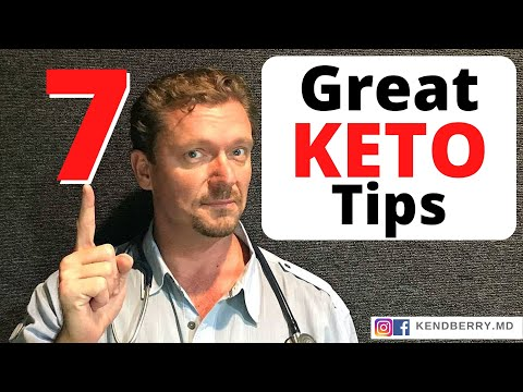 Top 7 Keto Tips You Need