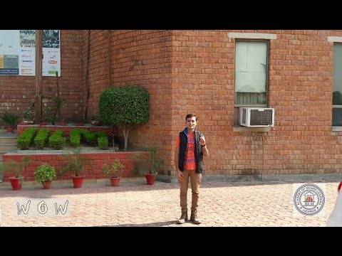 IILM AHL (Lucknow) campus walk-through by WOW media Ft. Krishna Shukla