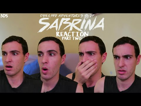 CHILLING ADVENTURES OF SABRINA REACTION // 'Chapter Twenty-Five: The Devil Within' PART TWO