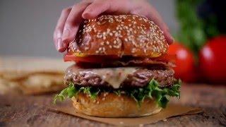 Italian BLT Burger Recipe
