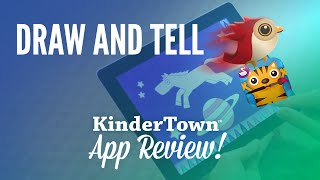 Draw and Tell App Review