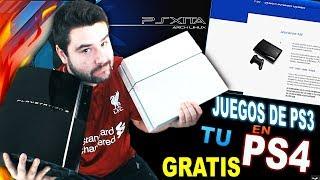 PUEDO JUGAR A LA PS3 EN PS4 GRATIS!!!!TUTORIAL COMPLETO 100%-PS4 LINUX -9BRITO9