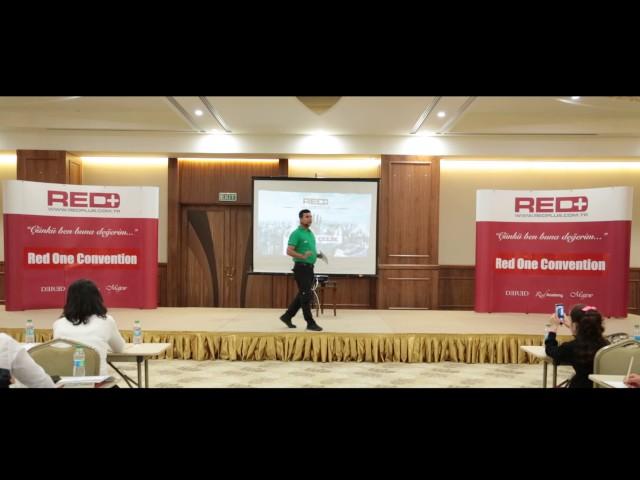 RED+ One Convention | Murat Çelik