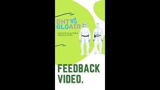 BHT GloAir Feedback Video