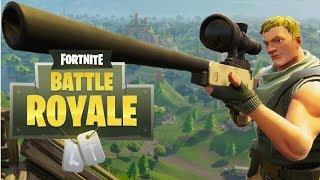 Fortnite: Battle Royale Gameplay - Heroic Ambulance Challenge