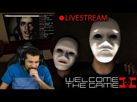 LET'S BEAT THIS GAME!! | Welcome to The Game 2 on Lenovo Legion Y720 #ad