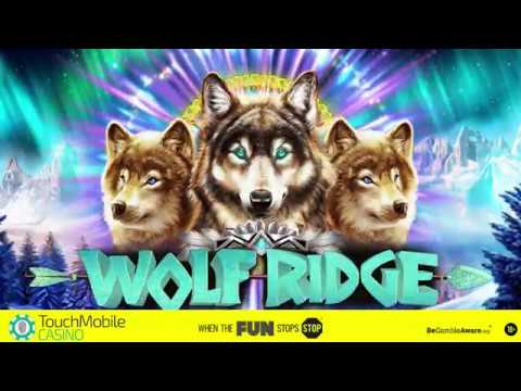Wolf Ridge Slot - Game By IGT - Touch Mobile Casino