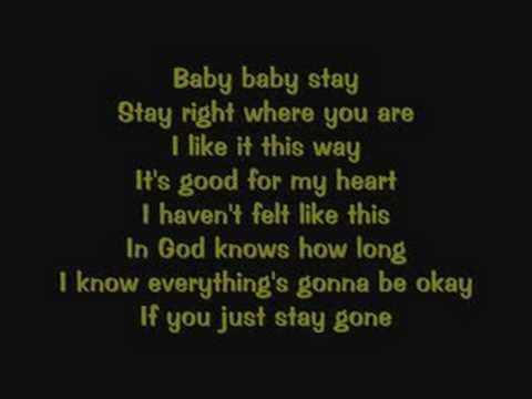 Jimmy Wayne-stay gone
