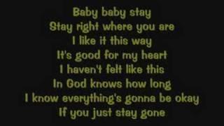 Jimmy Wayne-stay gone YouTube Videos