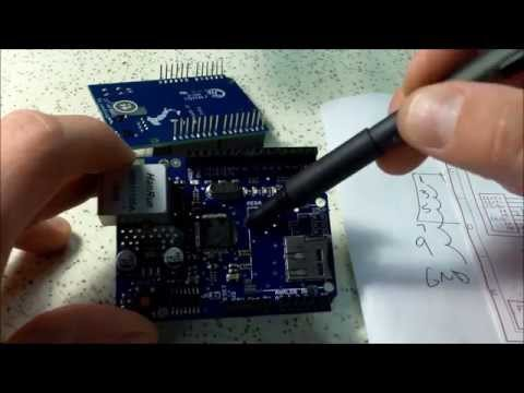 How To: Hacking the Arduino Ethernet Shield