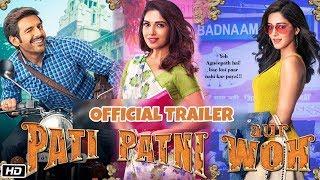 Pati Patni aur Woh Official Teaser Look   Kartik Aaryan, Ananya Panday, Bhumi pednekar